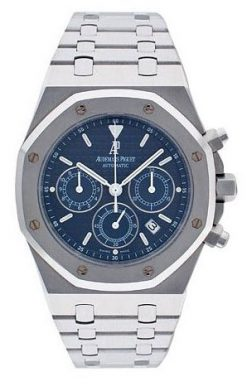 Audemars Piguet Royal Oak Chronograph Stainless Steel Unisex Watch preowned.25860ST.OO.1110ST.04