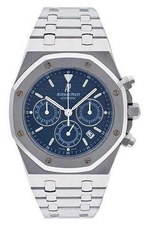 Audemars Piguet Royal Oak Chronograph Stainless Steel Unisex Watch, preowned.25860ST.OO.1110ST.04
