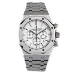 Audemars Piguet Royal Oak Chronograph Stainless Steel Unisex Watch preowned.26320ST.OO.1220ST.02