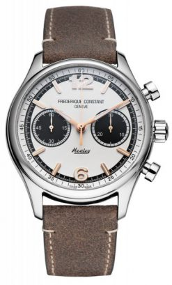 Frederique Constant Vintage Rally Healey Chronograph Limited Edition Men's Watch FC-397HWB5B6