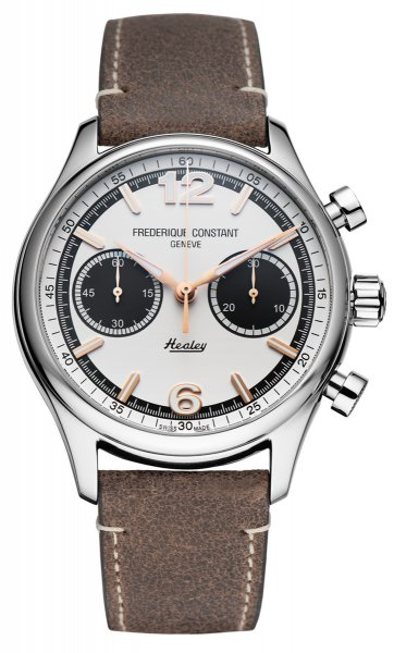 Frederique Constant Vintage Rally Healey Chronograph Limited Edition Men's Watch, FC-397HWB5B6