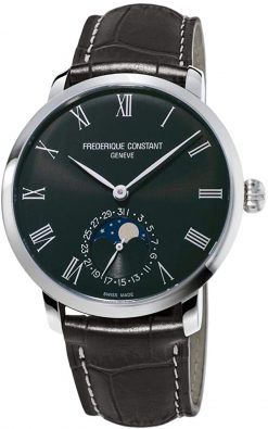 Frederique Constant Slimline Moonphase Automatic FC-705GR4S6