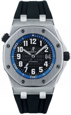 Audemars Piguet Royal Oak Offshore Stainless Steel Men's Watch preowned.15701ST.OO.D002CA.02