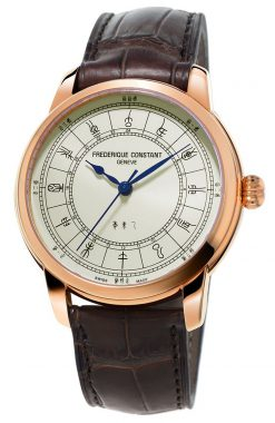 Frederique Constant Manufacture Zodiac Automatic Limited Edition Watch FC-724CC4H4