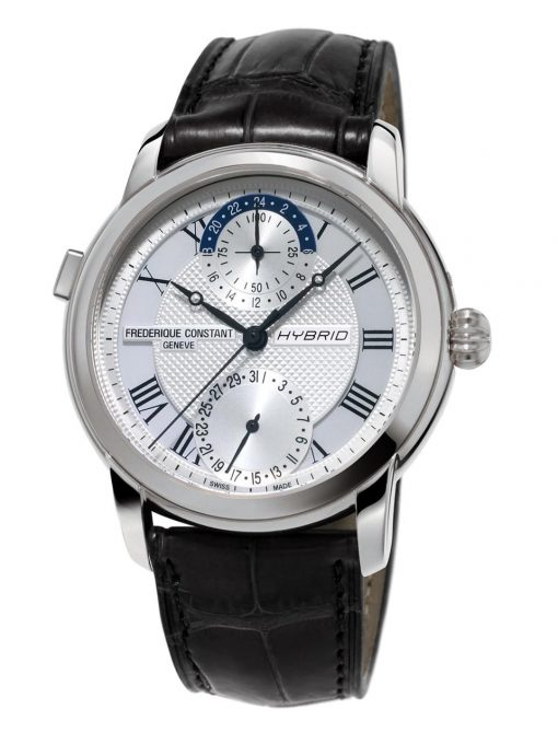 Frederique Constant Classic Hybrid Manufacture Automatic Smart Watch, FC-750MC4H6