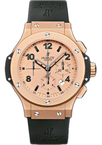 Hublot Big Bang Gold Mat 18K Rose Gold Unisex Watch, preowned-301.PI.500.RX