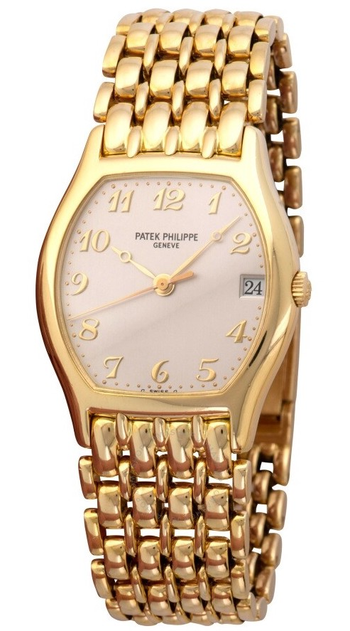 Patek Philippe Gondolo 18K Yellow Gold Unisex Watch, preowned-5030/22 2