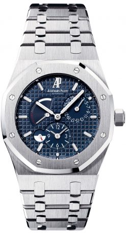 Audemars Piguet Royal Oak Dual Time 36mm preowned-25730ST.OO.0789ST.06