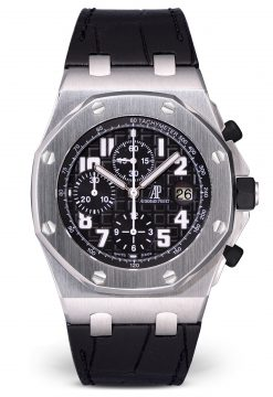 Audemars Piguet Royal Oak Offshore Chronograph Stainless Steel Men's Watch Preowned-26020ST.OO.D101CR.01