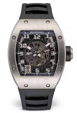 Richard Mille RM 010 Titanium Men's Watch preowned-RM010