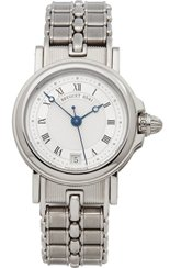 Breguet Marine White Gold Men's Watch Preowned-3460BA/12/A90-1