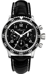 Brequet Type XX Aeronavale 100th Anniversary Limited Edition Stainless Steel Men's Watch, Preowned-3803ST/92/3W6