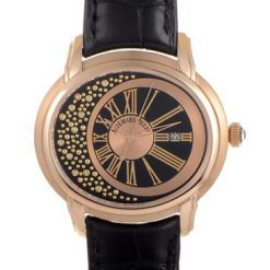 Audemars Piguet Millenary 18K Rose Gold Morita Watch Preowned-15331OR.OO.D102CR.01