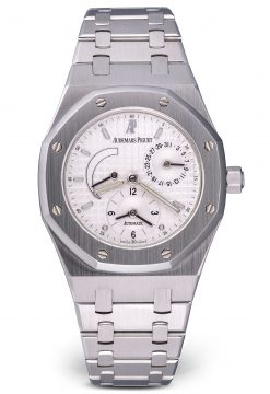 Audemars Piguet Royal Oak Dual Time 36mm preowned-25730ST.OO.0789ST.09
