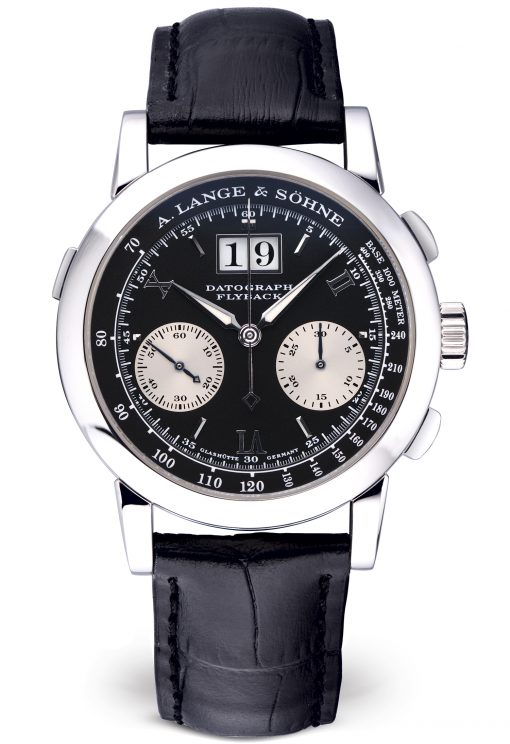 A. Lange and Sohne Datograph Platinum Men's Watch, Preowned-403.035