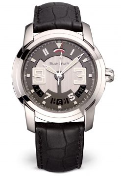 Blancpain L-Evolution Automatic Stainless Steel Men's Watch Preowned.8805-1134-53B
