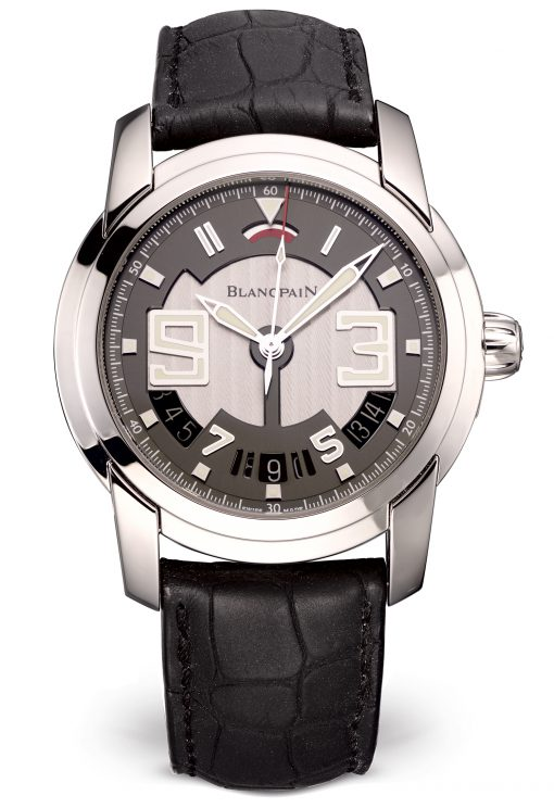 Blancpain L-Evolution Automatic Stainless Steel Men's Watch, Preowned.8805-1134-53B