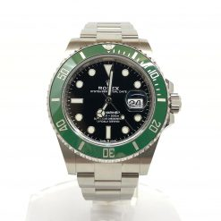 Rolex Oyster Perpetual Submariner 41mm Men's Watch 126610 LV