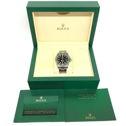 Rolex Oyster Perpetual Submariner 41mm Men's Watch, 126610 LV 4