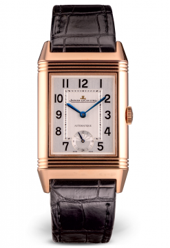 Jaeger-LeCoultre Grande Reverso 18K Rose Gold Men's Watch preowned-278.2.56