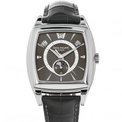 Patek Philippe Annual Calendar Platinum Men's Watch Pre.owned-5135P-001