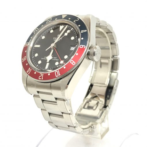 Tudor Black Bay Automatic GMT Men's Watch, Preowned-79830RB 3