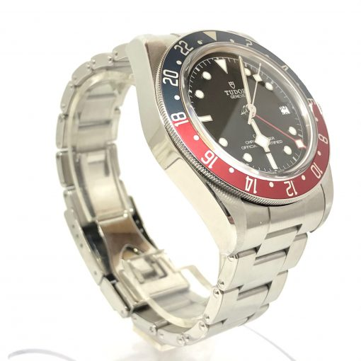 Tudor Black Bay Automatic GMT Men's Watch, Preowned-79830RB 2
