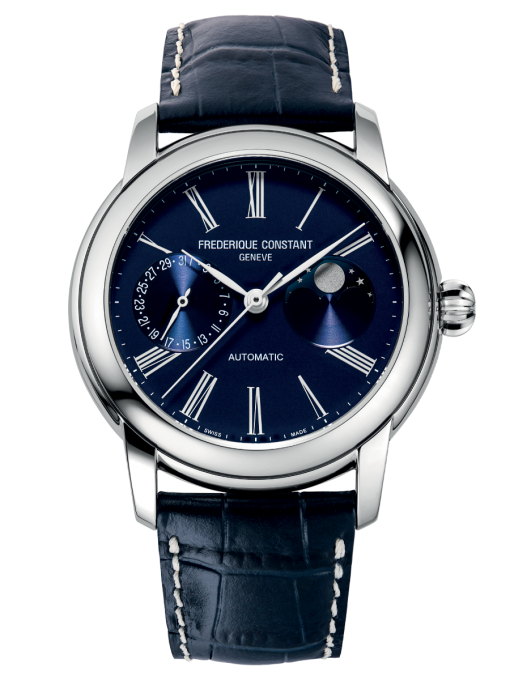 Frederique Constant Classic Moonphase Automatic, FC-712MN4H6