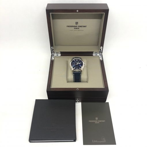Frederique Constant Classic Moonphase Automatic, FC-712MN4H6 5