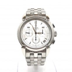 Concord Impresario SS Triple Date Chronograph Stainless Steel Men's Watch Preowned-14.G9.210