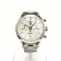 Tag Heuer Carrera Chronograph Stainless Steel Watch Preowned-CV2115.FC6180