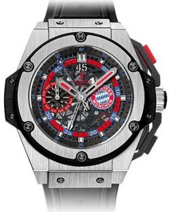 Hublot Big Bang King Power Bayern Munich Limited Edition Men's Watch 716.NX.1129.RX.BYM12
