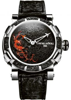 Romain Jerome Eyjafjallajokull DNA Steel Limited Edition Men's Watch RJ.V.AU.001.01