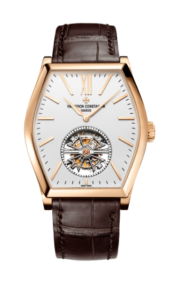 Vacheron Constantin Malte Tourbillon 18K 5N Pink Gold Men's Watch 30130/000R-9754