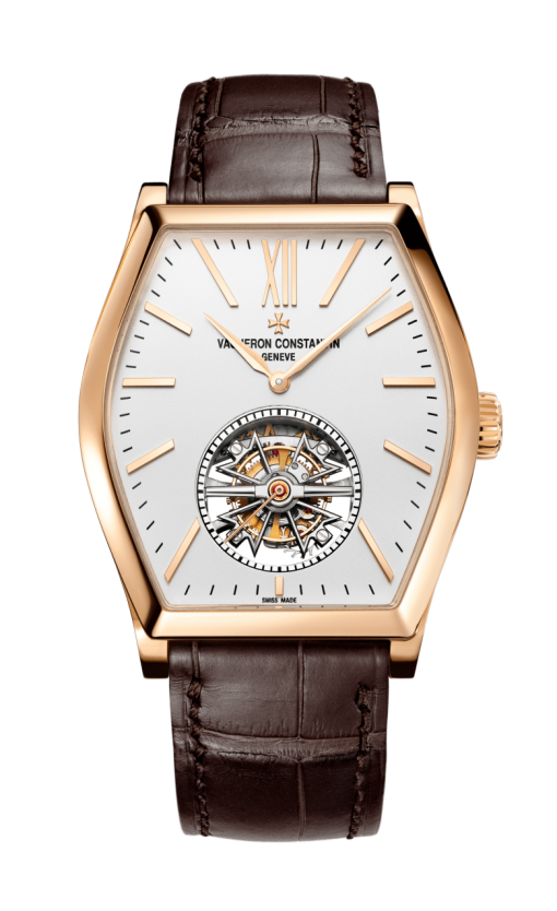 Vacheron Constantin Malte Tourbillon 18K 5N Pink Gold Men's Watch, 30130/000R-9754