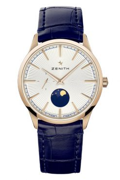 Zenith Elite Lady Moonphase 18K Rose Gold Ladies Watch 18.3100.692/01.C922