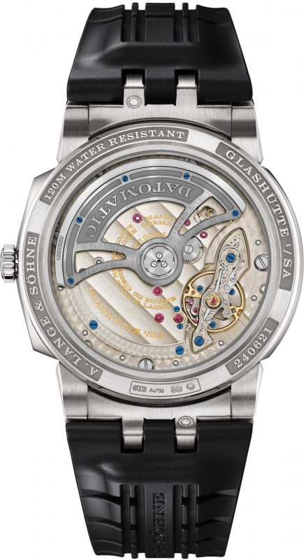 Odysseus from A. Lange & Sohne in White gold & Gray Dial on Strap