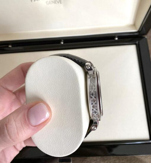 Patek Philippe Grand Complications 18K White Gold Men's Watch, Preowned-5102G-001 4