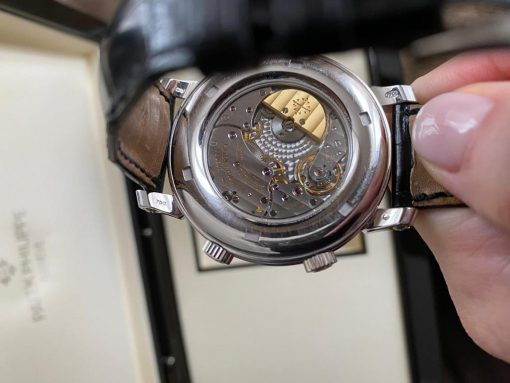 Patek Philippe Grand Complications 18K White Gold Men's Watch, Preowned-5102G-001 3