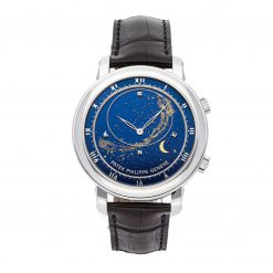 Patek Philippe Grand Complications 18K White Gold Men's Watch Preowned-5102G-001
