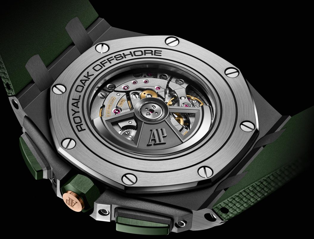 Audemars Piguet Royal Oak Offshore Self-Winding Chronograph 44 Black Ceramic
