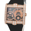 Harry Winston Avenue Squared 18K Rose Gold Diamonds Ladies Watch, Preowned-350-LQTZRL.MKD2-00 1