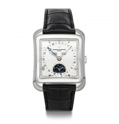 Vacheron Constantin Historiques Toledo 1952 18K White Gold Men's Watch Preowned-47300/000G-9064