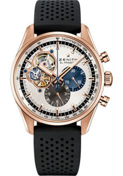 Zenith Chronomaster El Primero Open 18K Rose Gold Men's Watch 18.2040.4061/69.R576
