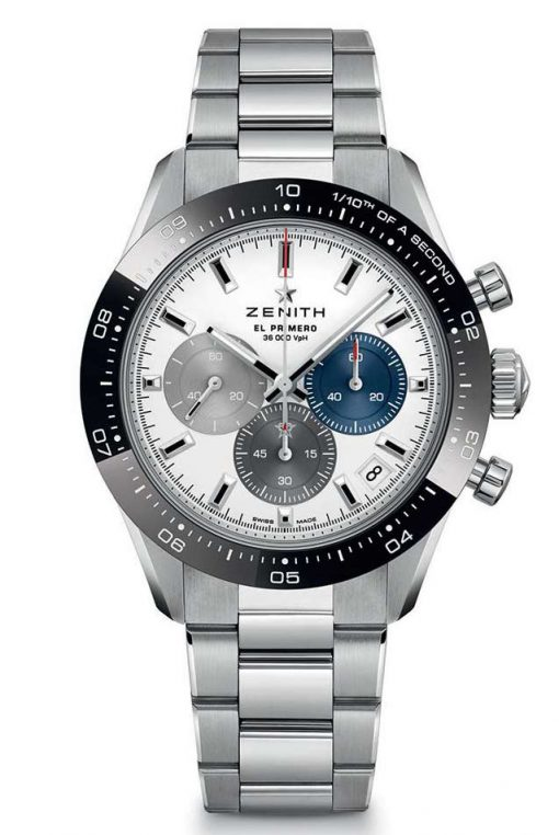 Zenith El Primero Chronomaster Sport Stainless Steel Men's Watch, 03.3100.3600/69.M3100