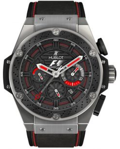 Hublot King Power F1 Chronograph Zirconium Limited Edition Men's Watch Preowned-703.ZM.1123.NR.FMO10