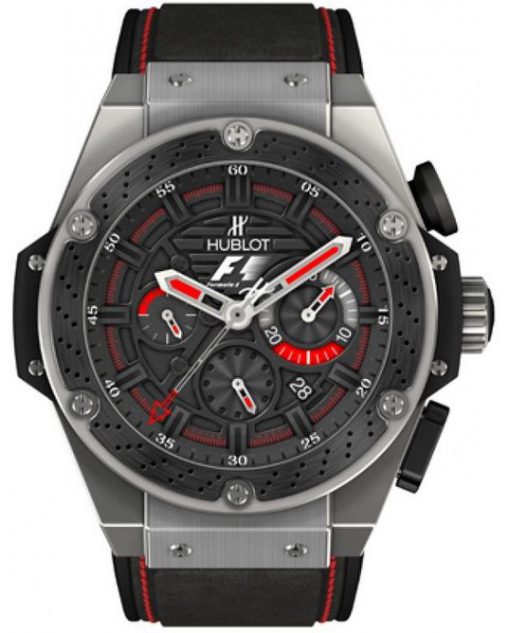 Hublot King Power F1 Chronograph Zirconium Limited Edition Men's Watch, Preowned-703.ZM.1123.NR.FMO10