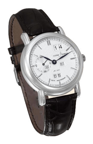 Ulysse Nardin Perpetual Calendar Ludwig Platinum Limited Edition Men's Watch, Preowned-339-20