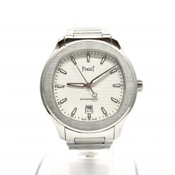 Piaget Polo S Stainless Steel Men's Watch Preowned-P11268
