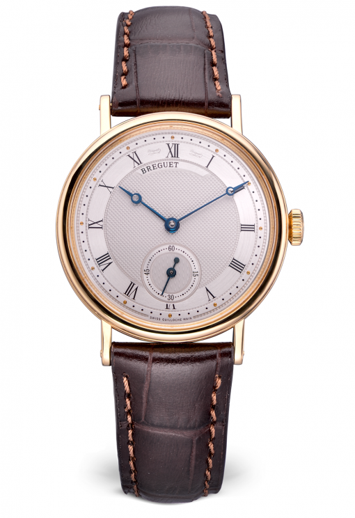 Breguet Classique 18K Yellow Gold Ladies Watch, Preowned-5907BR